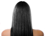 Woman Black Hair